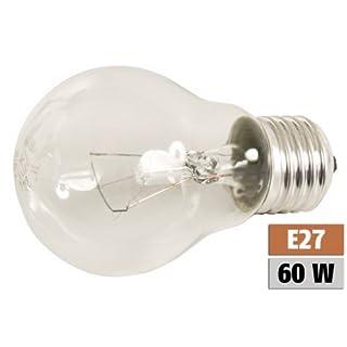ETT Glühlampe E27, 230V, 60W, klar, stoßfest