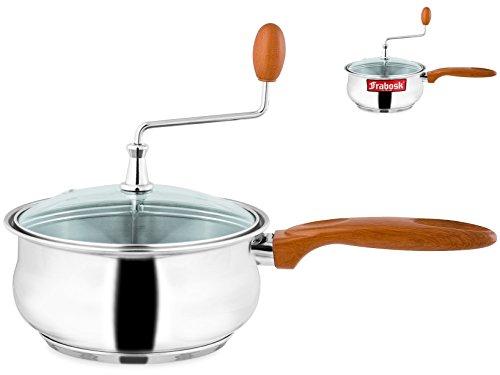 FRABOSK Set mescolatore inox un manico cm 16 Accessori da cucina