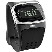 MIO Alpha - Reloj pulsímetro sin correa de pecho, talla L, color blanco