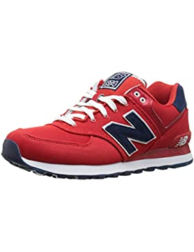 New Balance Unisex-Erwachsene 574 Pique Polo Pack Sneakers