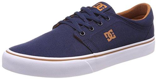 DC Shoes Tonik, Zapatillas para Hombre, Blau (Navy/Bright Blue Nvb), 43 EU