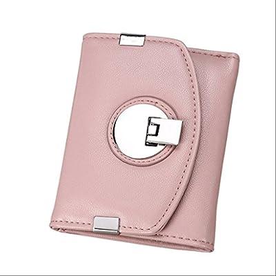 ZLR Mme portefeuille Portefeuille Wallet pour femmes Portefeuille pliable pour dames Nouveau portefeuille multifonctionnel pour carte de personnalité Portefeuille