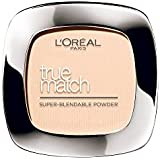 L'Oreal Paris True Match Press Powder, Golden Beige W3 (9g)