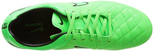 Nike Tiempo Legacy FG Herren Fußballschuhe Mehrfarbig (Green Strike/Black)