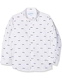 Mayoral 3162-56-3, Camiseta para Niños, (Blanco 56), 3 años (Tamaño del Fabricante:3)