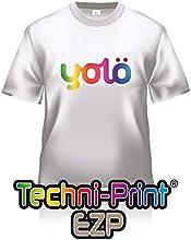 25 feuilles de format A3 de Techni-Print ® EZP Papier transfert sur T-shirts