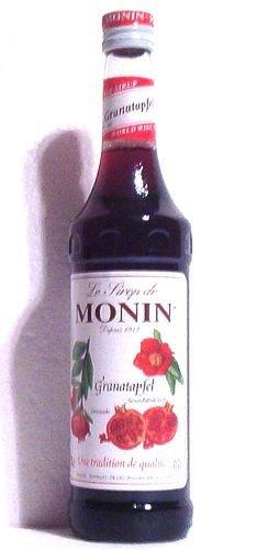Monin Granatapfel Sirup, 1er Pack (1 x 700 ml)