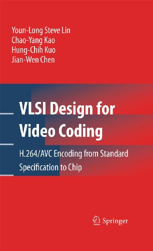 VLSI Design for Video Coding: H.264/AVC Encoding from Standard Specification to Chip (English Edition)