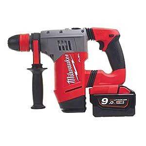 Milwaukee Akku-Bohrhammer 4933451469 SDS+ M18CHPX-902X 2x 18V/9,0Ah Li-Ion, 2 W, 18 V