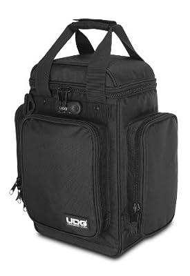 UDG Ultimate ProducerBag Small Black/Orange inside U9023BL/OR