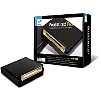 PenPower WorldCard Pro V8 Card Scanner, English [PT-WOCPE]