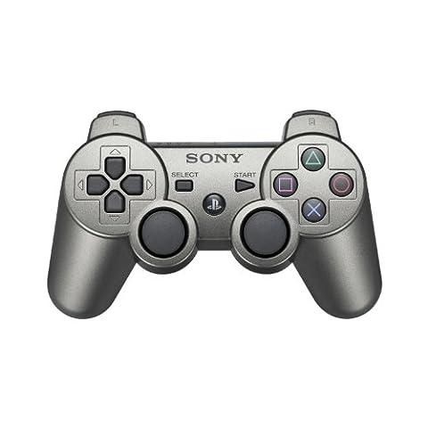 PlayStation 3 - DualShock 3 Wireless Controller, metallic-grau