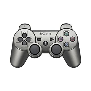 PlayStation 3 - DualShock 3 Wireless Controller, metallic-grau (B00CC5Y79Q) | Amazon price tracker / tracking, Amazon price history charts, Amazon price watches, Amazon price drop alerts