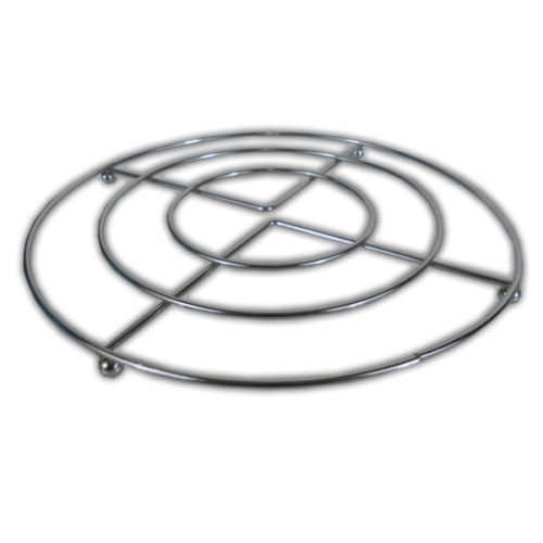 20cm-chrome-pan-stand-trivet-metal-wire-frame-pot-holder-for-pans-casserole-dishes-ovenware