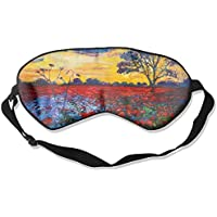 Eye Mask Eyeshade Painting Flower Landscape Sleep Mask Blindfold Eyepatch Adjustable Head Strap preisvergleich bei billige-tabletten.eu