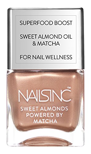 Nails Inc Vernis à ongles couleur Sweet Almond