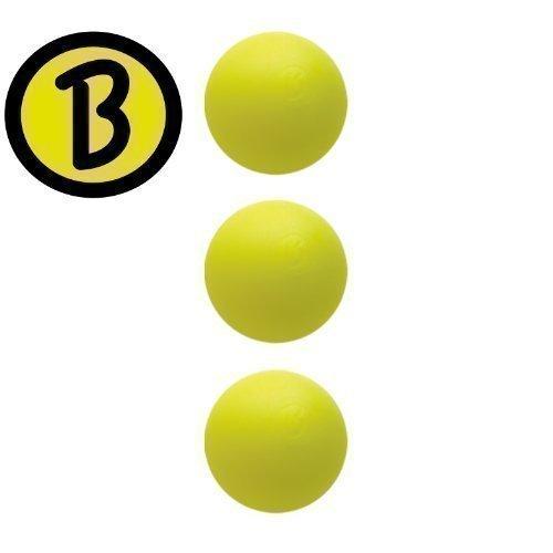 Preisvergleich Produktbild 3 Stück Kickerball original Bärenherz Magic gelb Profi- Turnierqualität