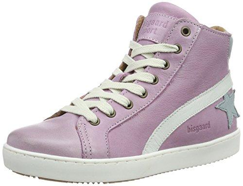 Bisgaard Unisex-Kinder Schnürschuhe High-Top Violett (5001 Syren)
