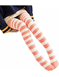 73f8989ac64 Amazon.co.uk  Orange - Hold-up Stockings   Socks   Tights  Clothing