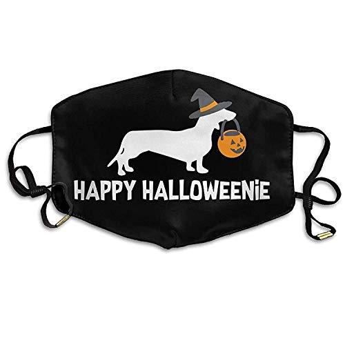 Lustiges Halloween Wiederverwendbare Anti-Staub-Gesichtsmaske, staubdichte, atmungsaktive Außenmaske aus Polyester