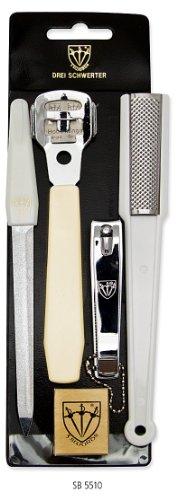 three-swords-exclusive-foot-care-set-corn-plane-callus-remover-form-nail-file-toe-nail-clipper-corn-
