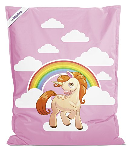 Sitting Point Kindersitzsack Little Big Bag Unicorn