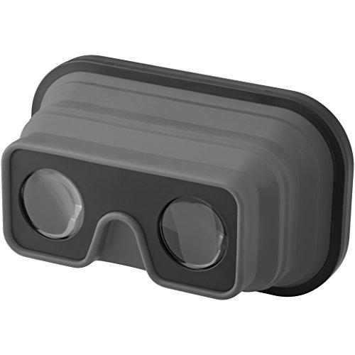 Bullet Silikon-VR-Brille, faltbar (14,9 x 3,5 x 8,9 cm) (Grau)