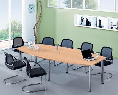 Table-de-confrence-variante-de-pitement-pieds-en-tube-rond-pour-10-personnes-gris-clair-table-table-de-bureau-table-de-confrence-table-de-runion-tables-tables-de-bureau-tables-de-confrence-tables-de-r