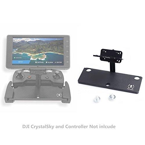 Hensych DJI CrystalSky Monitor Tablet Halterung für DJI Mavic Pro / DJI Mavic Air/ DJI Spark Fernbedienung