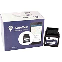 Autowiz Obd Gps Car Tracker - Plug N Play, Live Vehicle Tracking, Car Health And Mileage Monitoring