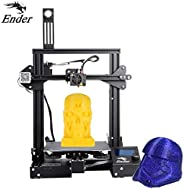 Ender-3 Pro High Precision 3D Printer DIY Kit MK-10 Extruder with Resume Printing Function Heatbed Support 220