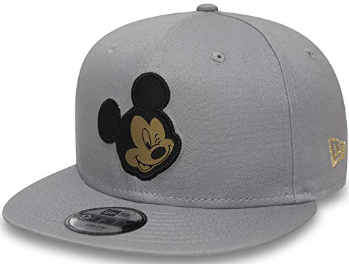 New Era Mickey Mouse Character 9fifty 950 Youth Snapback Cap Kids Kinder Children -