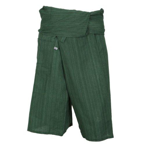 ThaiUKDamen Hose Grün