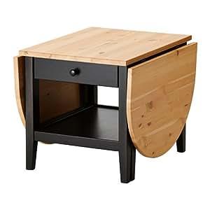 IKEA Arkelstorp - table de café, noir - 65x140x52 cm