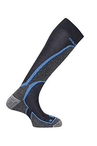 Salomon sci invernale Compression Socks, nero - blu, 42-44
