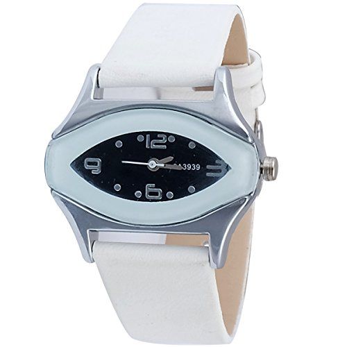 Super Drool ST2940_WT_WHITE  Analog Watch For Girls