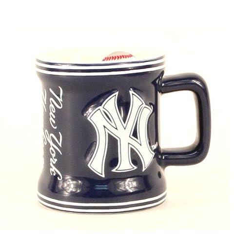 New York Yankees 2oz Shot Glass Mug