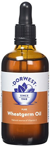 Dorwest Herbs Wheatgerm Oil Liquid for Dogs and Cats 100ml 1