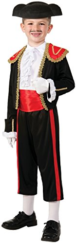 Matador Bull Fighter Child Costume Medium (Jungen Matador Kostüm)