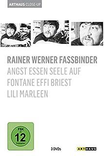 Rainer Werner Fassbinder - Arthaus Close-Up ( Angst essen Seele auf / Fontane - Effi Briest / Lili Marleen ) [3 DVDs]