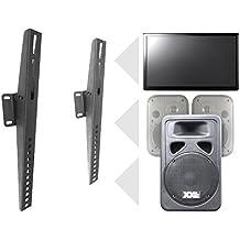Montaje en pared 22 24 26 27 28 30 31 32 37 40 Pulgadas LED LCD PLASMA 3D FULL-HD Curvado Soporte De Tv Soporte de pared se adapta a SONY SAMSUNG LG PANASONIC TOSHIBA MEDION SHARP DYON GRUNDIG THOMSON