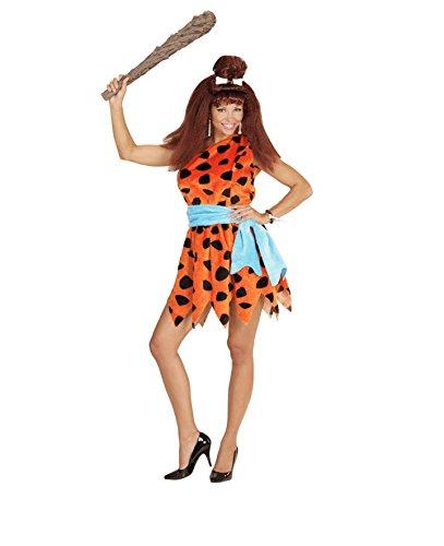 Barney Wilma Und Kostüme Halloween (KOSTÜM - STEINZEIT GIRL - Größe 42/44)