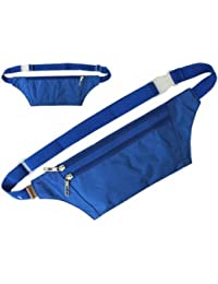 Generic Sports Waist Pack Belt Bag Mini Waist Bag For Hiking Riding - B07FQPSCTY