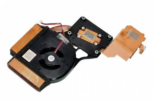 CPU Kühler / Lüfter / Kühlkörper int. Grafik für IBM ThinkPad R500 Serie