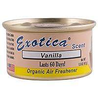 Exotica Vanilla Air Freshener - Car Air Fresheners