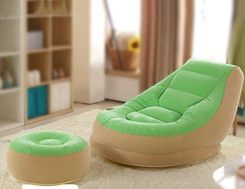 Sitzsäcke Lazy Sofa Individuelle Balkon Nap Aufblasbare Kleine Schlafsofa Schlafzimmer Kreative...