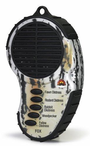 Cass Creek Ergo–Llamada–Fox Llamada–cc096–Juego electrónico Handheld Llamada–Fox & Predator Caza