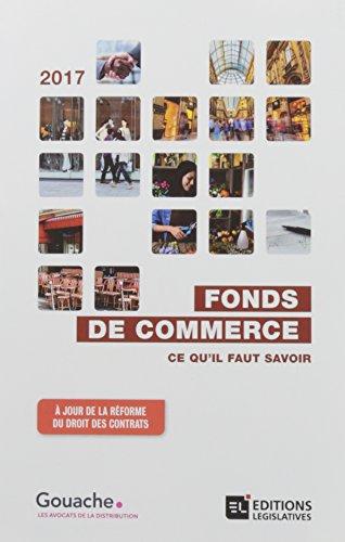 Fonds de commerce