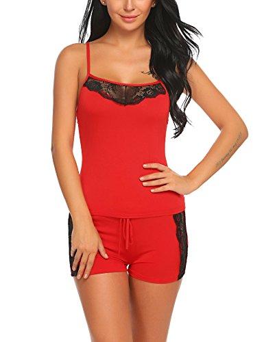 Swiftt Conjunto De Pijama Mujer Ropa De Dormir De