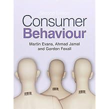 Consumer Behaviour by Martin M. Evans (2009-12-21)